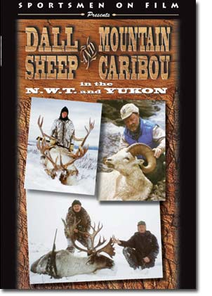Dall Sheep and Mountain Caribou