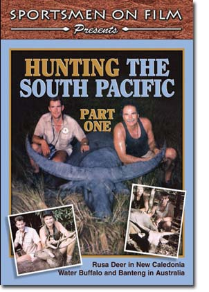 Hunting The South Pacific Part One
