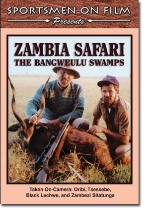 Zambia Safari The Bangweulu Swamps